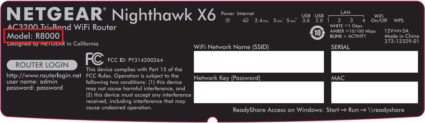 how to change ssid name and password on netgear router