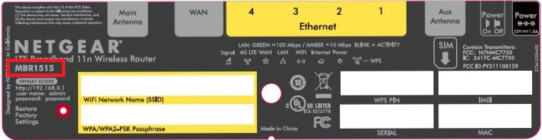 How do I perform a factory reset on my NETGEAR router